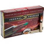 Federal Copper Riffelpatroner - Kal. 6,5 Creedmoor - 7,8 g