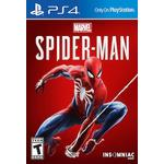 PS4 MARVEL SPIDERMAN - ALL ENGLISH Physical