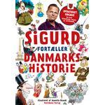 Sigurd fortæller danmarkshistorie - Sigurd Barrett - 9788740067255