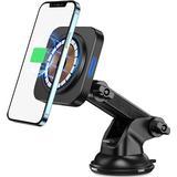 ESR HaloLock iPhone 12 Magnetisk Trådløs Oplader / Monteringsbeslag
