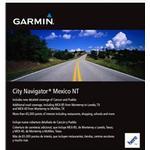 Garmin Mexico NT Garmin microSD™/SD™ card: City Navigator®