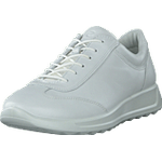 Ecco Flexure Runner White, Shoes, hvid, EU 39