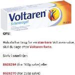 Voltaren Schmerzgel (ingen Voltaren FORTE!), 120 g