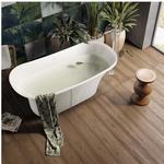 Bathlife Läcker fritstående badekar 150 cm