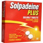 Solpadeine Plus Soluble (16)