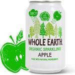 Whole Earth Apple soda i dåse Ø - 330 ml.