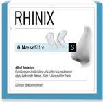 Rhinix næsefilter - small 6 stk.