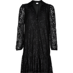 IN FRONT GINA LACE KJOLE 14163 999 (Black 999, XXL)