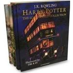 Harry Potter - The Illustrated Collection by J.K. Rowling