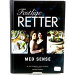Suzy Wengel og Laila Celikkol Festlige retter med Sense