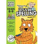 Let's do Spelling 8-9