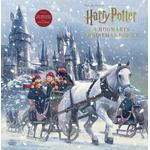 Harry Potter: A Hogwarts Christmas Pop-Up by Insight Editions