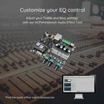 Arylic Up2Stream Amp 2.1 trådløs forstærker board til multirumslyd