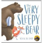 Very Sleepy Bear by Nick Bland