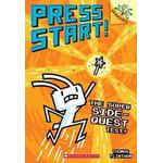 The Super Side-Quest Test!: A Branches Book (Press by Thomas Flintham