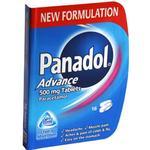 Panadol Advance Tablets 16
