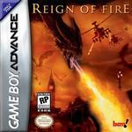 Reign of Fire - Gameboy Advance
