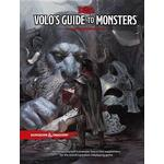 Volo's Guide To Monsters by Kim Mohan