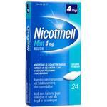 Nicotinell Tyggegummi (Mint) 4mg - 24 stk