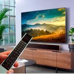 """B&O BeoOne + 85"""" QLED SmartTV - Køb rentefrit her!"""
