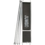 Jumbo platformssæt 74x178cm m/gelænder 101781SK