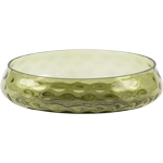 Danish Summer Bowl Large Olive Green