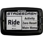 Stages Dash Cycling Computer - Black