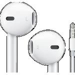 iPhone Høretelefoner/Earpods med AUX stik (Jackstik)