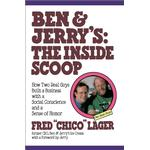 Ben & Jerry's: The Inside Scoop - Fred Lager - 9780307780645
