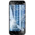 iPhone 6 Skærm Reparation - LCD/Touchskærm - Sort - Original Kvalite