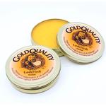 Læderfedt med imprægnerende bivoks - Golden quality 1000ml / 1 liter Sort
