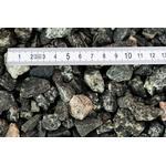 1000 kg i Big Bag inkl. Levering - Grå granitskærver 16/11 mm - LHM