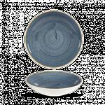 Stonecast Blueberry dybtallerken 18,2 cm, Churchill