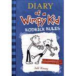 Diary of a Wimpy Kid # 2: Rodrick Rules by Jeff Kinney