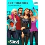 The SimsT 4 Get Together