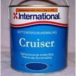 International bundmaling Bådudstyr International Cruiser bundmaling 2,5 liter