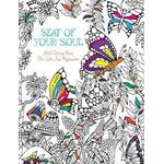 Seat of Your Soul Adult Coloring Book