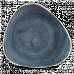 Stonecast Blueberry triangle 26,5 cm, Churchill