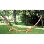 Amazonas Arcus stander i træ til hængekøje