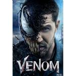 Sony Pictures Venom, Film, Blu-ray, PG-13, Action, Sci-Fi, 2D, 4K Ultra HD