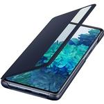 Samsung Galaxy S20 FE - Smart Clear View Cover - Navy