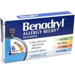 Benadryl Allergy Relief (12)
