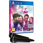 PS4 LETS SING 2018 2 MICS