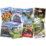 Project X Code: Dragon Quest & Wild Rides Pack of 8 - Tony Bradman - 9780198340089