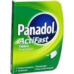 Panadol Actifast New Compack (14)