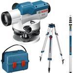 Optisk leveler Bosch GOL 26D + stå BT 160 + linjal GR 500