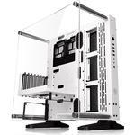 Thermaltake Core P3 TG Snow - Kabinet - Miditower - Hvid