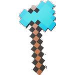 Minecraft Økse – Diamant