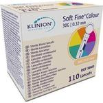 Klinion Softfine Lancet, Steril, 30G - 110 stk