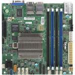 Supermicro A2SDi-4C-HLN4F Bundkort - socket - DDR4 RAM - Mini-ITX